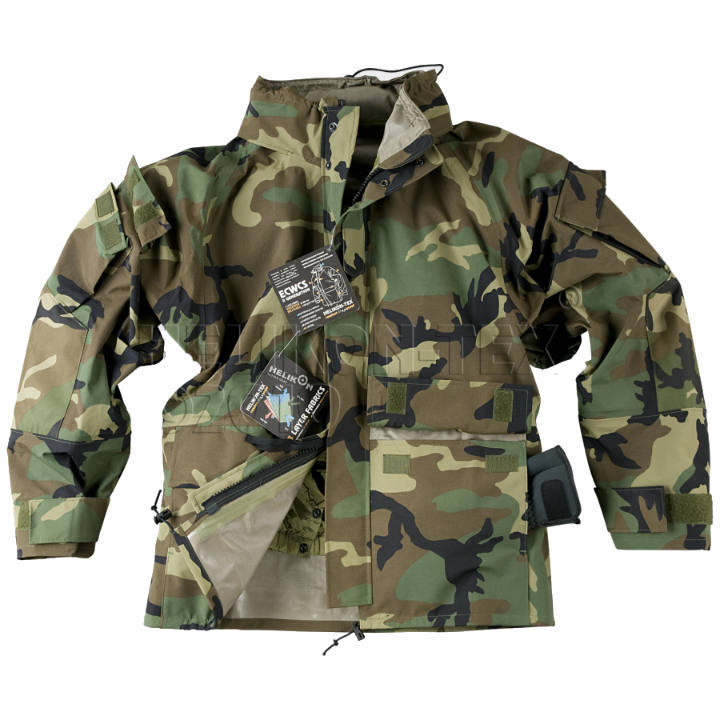 Куртка Helikon ECWCS Gen II - US Woodland