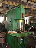 Пресс гидравлический П6126А усилием 40т, фото 2