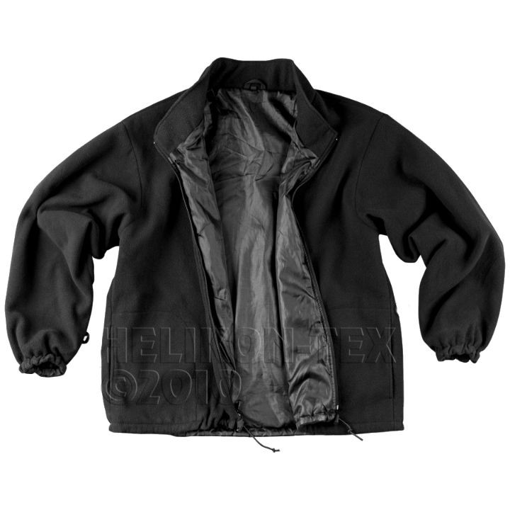 Куртка Helikon ECWCS Gen II H₂O PROOF- Black (подстежка)