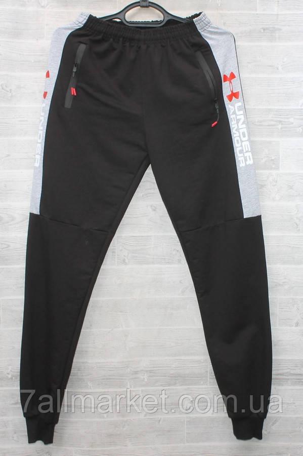 """Спортивні штани юніор UNDER на хлопчика, манжет, розміри 40-48 (4кол) """"RECORD"""" недорого від прямого постачальника"""