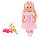 """Дитяча лялька """"Сестричка Бебі Бьорн"""" 6 функцій, з аксесуарами, багатофункціональна лялька для дівчинки BLS 001 З, фото 6"""