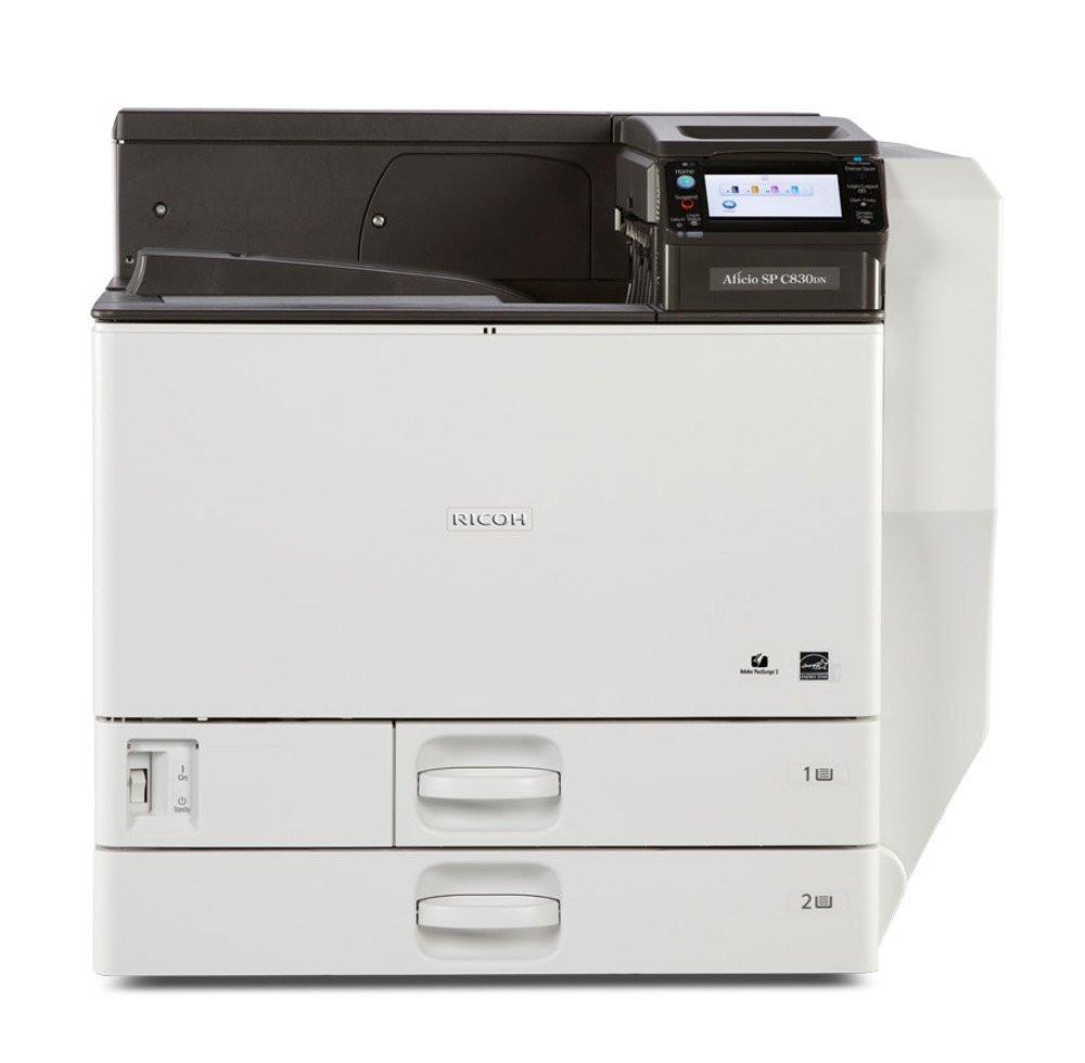 Принтер Ricoh SP C830DN (полноцветный сет. принтер/дуплекс)