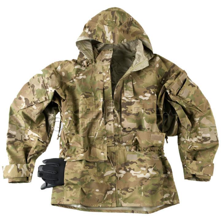 Куртка Helikon ECWCS Gen II H₂O PROOF - Multicam
