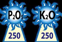 Макроудобрение. Корректор калия и фосфора 0- 25-25 N-0, P2O5-250, K2О-250. ЯРИЛО