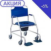 Кресло-каталка для душа и туалета OSD-540381 Obana, фото 1