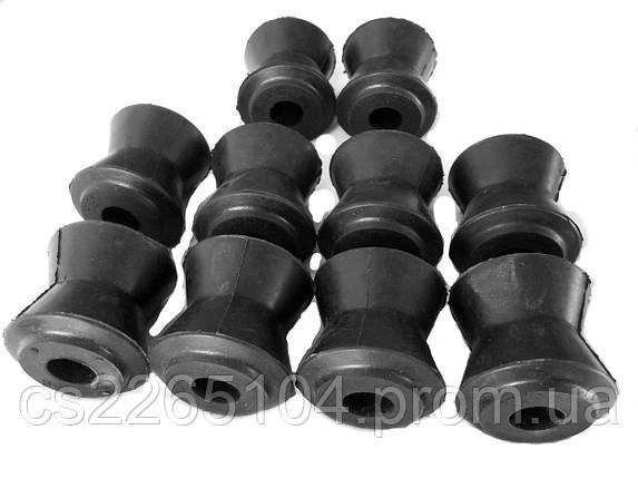 Втулки реактивных тяг ВАЗ 2101-2107 БРТ, фото 2