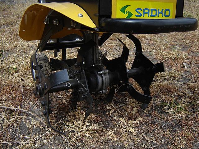 Культиватор Sadko T-380 фото фрезы фото 9