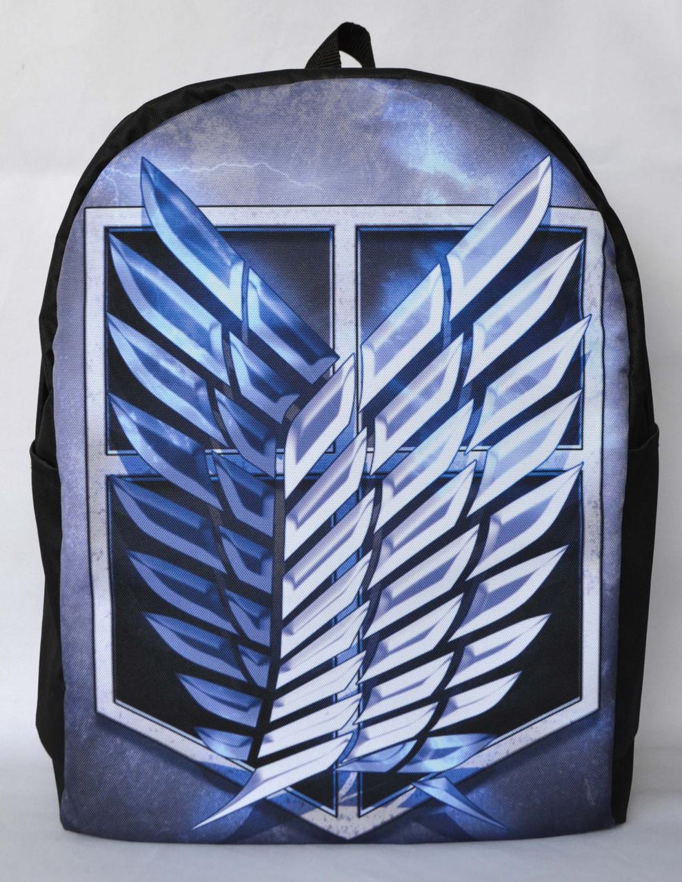 Рюкзак аніме Атака Титанів - Крила волі