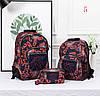 """Шкільний рюкзак молодіжний для дівчат і хлопчиків """"Totto"""" (великий розмір)+ пенал, фото 5"""