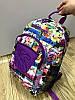"""Шкільний рюкзак молодіжний для дівчат і хлопчиків """"Totto"""" (великий розмір)+ пенал, фото 3"""