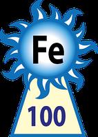 Железо Fe-100, гумати, ПАР. МоноХелат Ярило для внекорневой подкормки