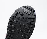 Кросівки в стилі New Balance 520 сині, фото 6