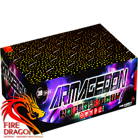 Феєрверк Armagedon MC147 300 пострілів