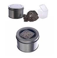 Головоломка магнітна 5 мм нео куб магнітний конструктор кольоровий