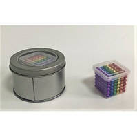 Головоломка магнітна 5 мм нео куб магнітний конструктор