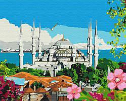 Картина по номерам рисование Brushme BS51586 Летний Стамбул