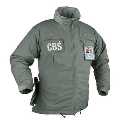 Куртка тактическая Helikon HUSKY - Alpha Green