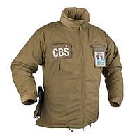 Куртка тактическая Helikon HUSKY - Coyote