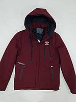 """Куртка мужская демисезонная ADIDAS норма размеры  48-56 (3цв) """"MUAYTAY"""" купить недорого от прямого поставщика"""