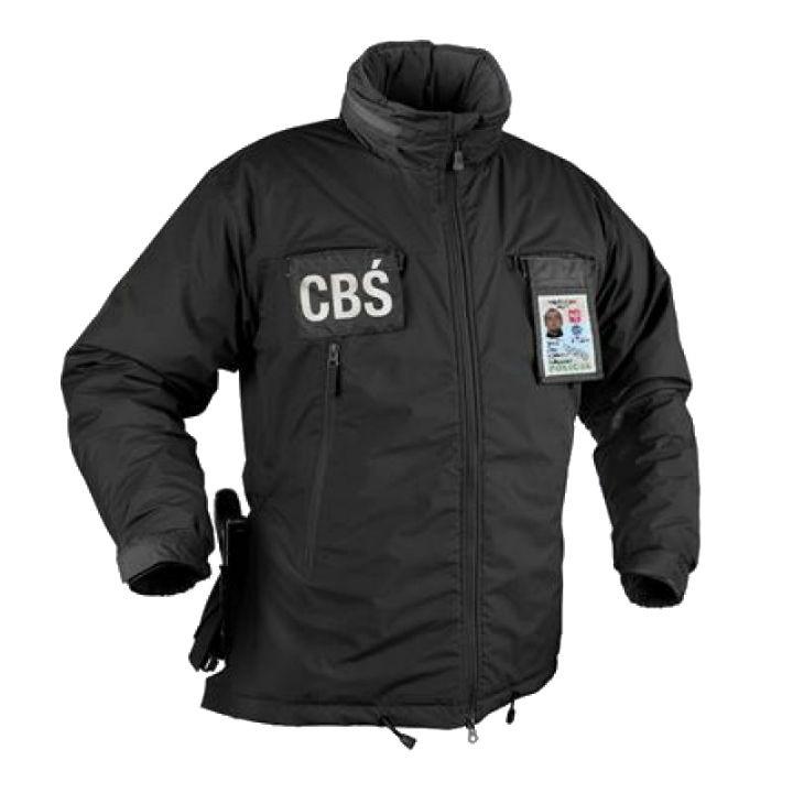 Куртка тактическая Helikon HUSKY - Black