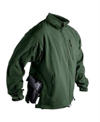 Куртка Helikon JACKAL QSA - Jungle Green