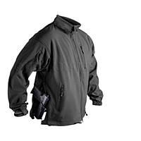 Куртка Helikon JACKAL QSA - Black Drab, фото 1
