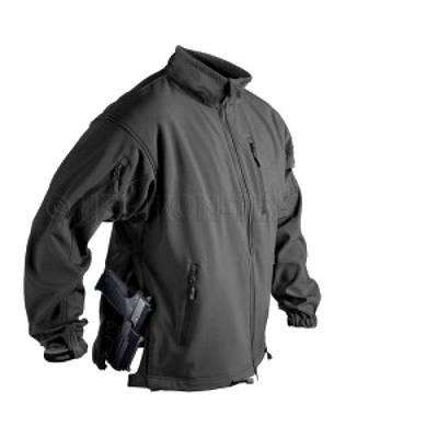 Куртка Helikon JACKAL QSA - Black Drab