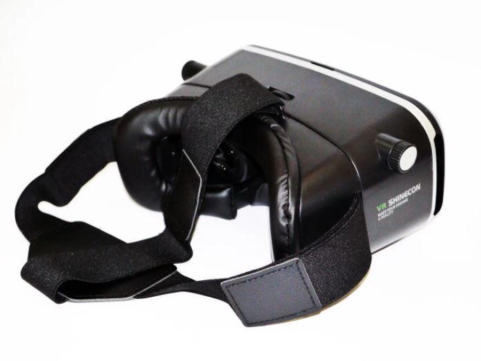 Очки Виртуальной Реальности VR Shinecon 3D Glasses с пультом