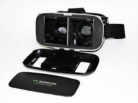Очки Виртуальной Реальности VR Shinecon 3D Glasses с пультом, фото 2