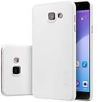 Чехол Nillkin для Samsung Galaxy A5 A510f 2016 белый