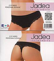 Трусики стрінг Jadea 519 nero