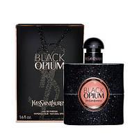 "Женский парфюм ""Yves Saint Laurent Black Opium"" обьем 50 мл"