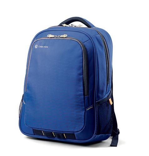 "Прочный рюкзак с отделением для ноутбука до 15,6"" CARLTON Tribe II, 073J120;55 синий"