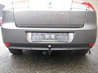 Фаркоп Renault Laguna 2007- (Рено Лагуна)