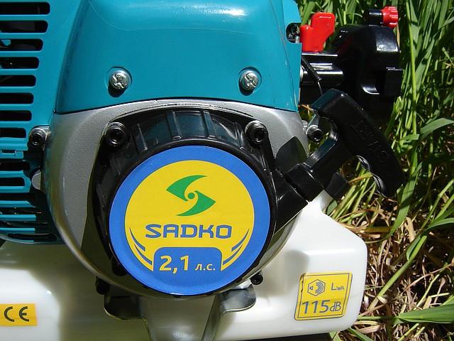 Мотопомпа Sadko GWP-40