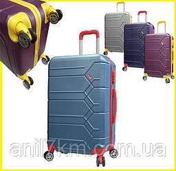 Малый чемодан на восьми колёсах