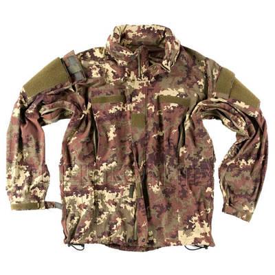Куртка тактическая Helikon LEVEL 5 - Vegetato