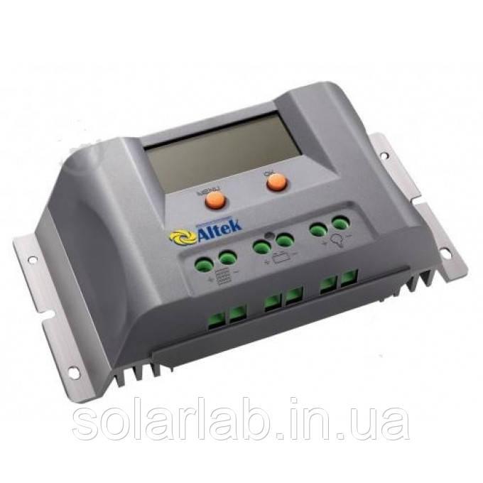 Контролер заряду Altek P-30А/24V-USB/LCD