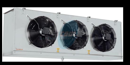 Повітроохолоджувач низькотемпературний SBE-106-350L-GS-LT (воздухоохладитель)