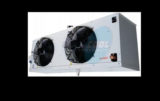 Повітроохолоджувач середньотемпературний SBA-81-245-GS-LT (воздухоохладитель)