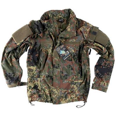 Куртка тактическая Helikon LEVEL 5 - Flecktarn