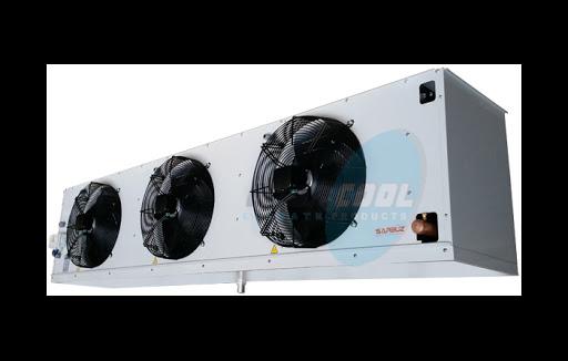 Повітроохолоджувач середньотемпературний SBA-82-345-GS-LT (воздухоохладитель)
