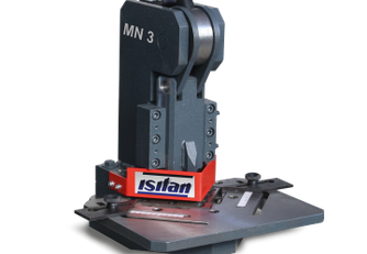 Ручний кутовий вирубний верстат Isitan MN 3
