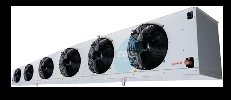 Воздухоохладитель среднетемпературный SBA-84-645-GS-LT (повітроохолоджувач)