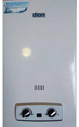 Газовая колонка Dion JSD 10 премиум дисплей/ 10 л/мин/ 550x328x190