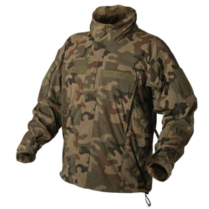 Куртка Helikon LEVEL 5 Ver.II Soft Shell - PL Woodland