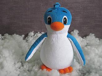 Мягкая игрушка пингвин Лоло ручная работа