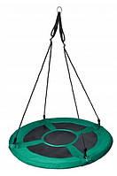 Гойдалки дитячі підвісні Гніздо лелеки 2610 круглі для дітей, фото 1