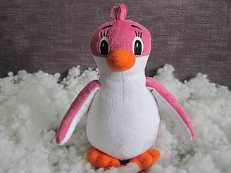 Мягкая игрушка пингвин Пепе ручная работа