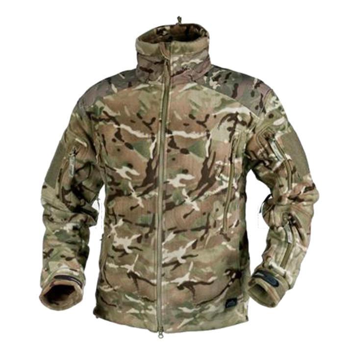 Тактическая куртка Helikon LIBERTY Double Fleece - MP Camo